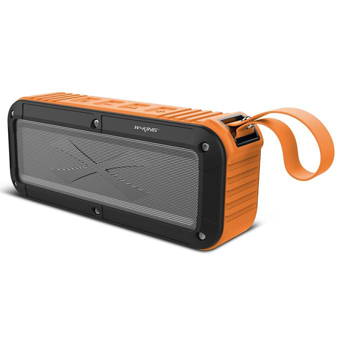 Loa xách tay Bluetooth W-King S20 gọn nhẹ, tiện dụng