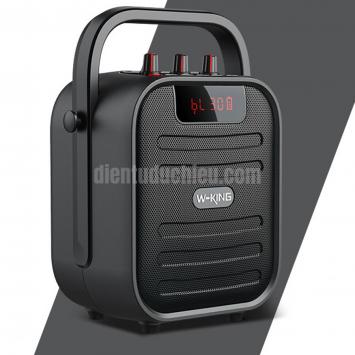 Loa Karaoke xách tay Bluetooth W-King T5
