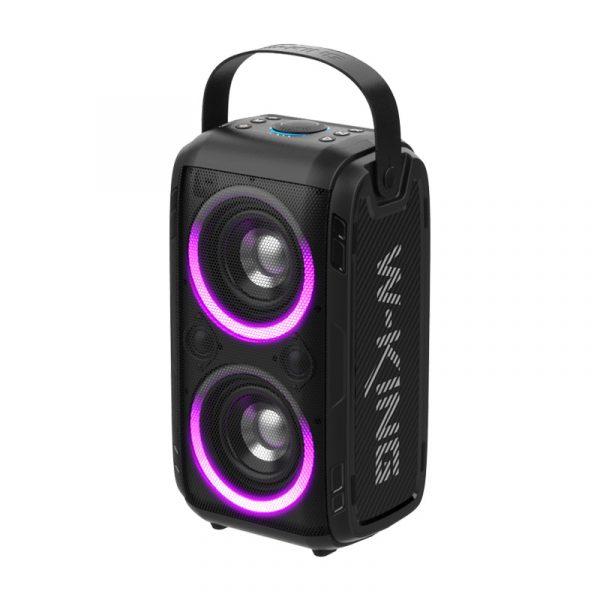 Loa di động Bluetooth W-King T9 chất lượng âm thanh đỉnh cao