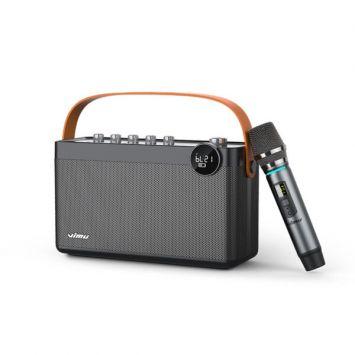 Loa Karaoke Mini Xách Tay BluetoothVimu H8 kèm micro