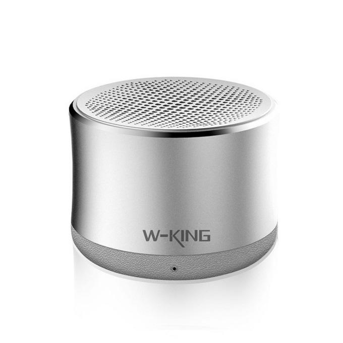 Loa xách tay Bluetooth W-King W7 nhỏ gọn, tiện lợi