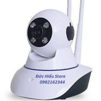 Camera IP HD giám sát và báo động 2 ăng-ten IPC-Z06H (Trắng)