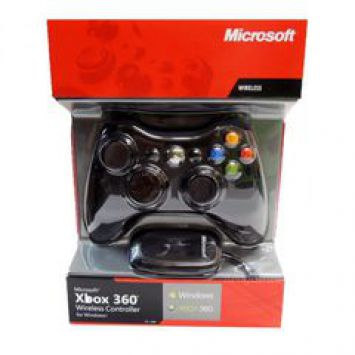 Xbox360 Controller Wireless & Receiver