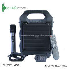 Loa xách tay Bluetooth PHILIPS SD55 UHF