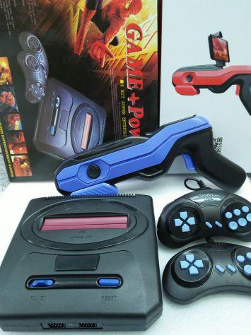 COMBO Máy chơi game 4 nút LT-777A súng game ARG-09