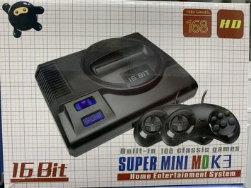 MÁY SEGA MINI 168IN1