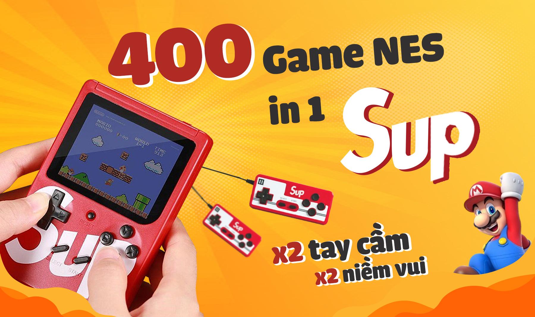 Máy chơi game SUP 400 game NES